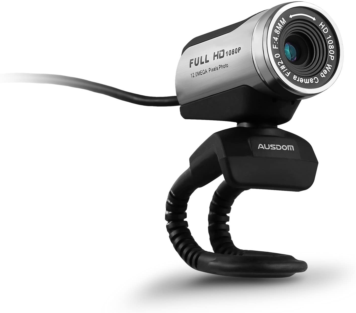 Cámara web 1080p USB