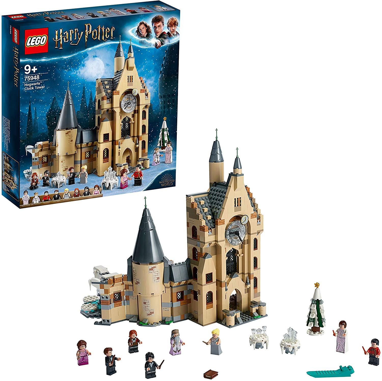 LEGO Harry Potter: Torre del Reloj de Hogwarts