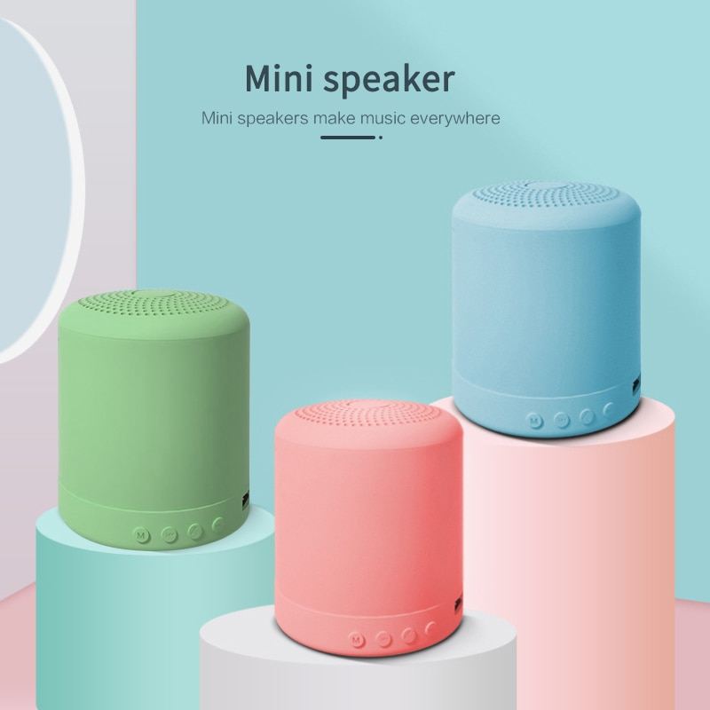 Mini Altavoz Bluetooth de 5W