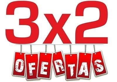 3x2 en Logitech desde MediaMarkt