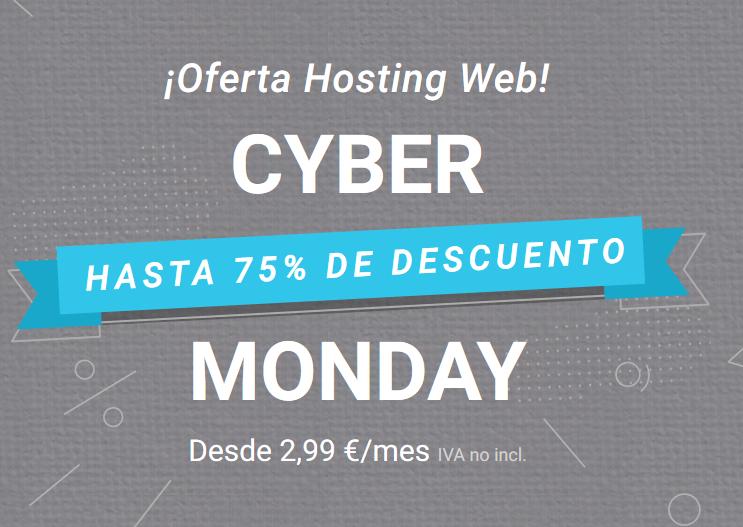 75% descuento en Hosting de SiteGround