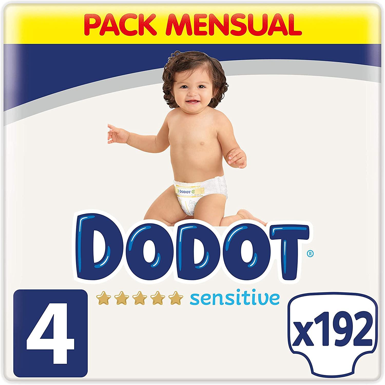 Pañales Dodot Sensitive Extra
