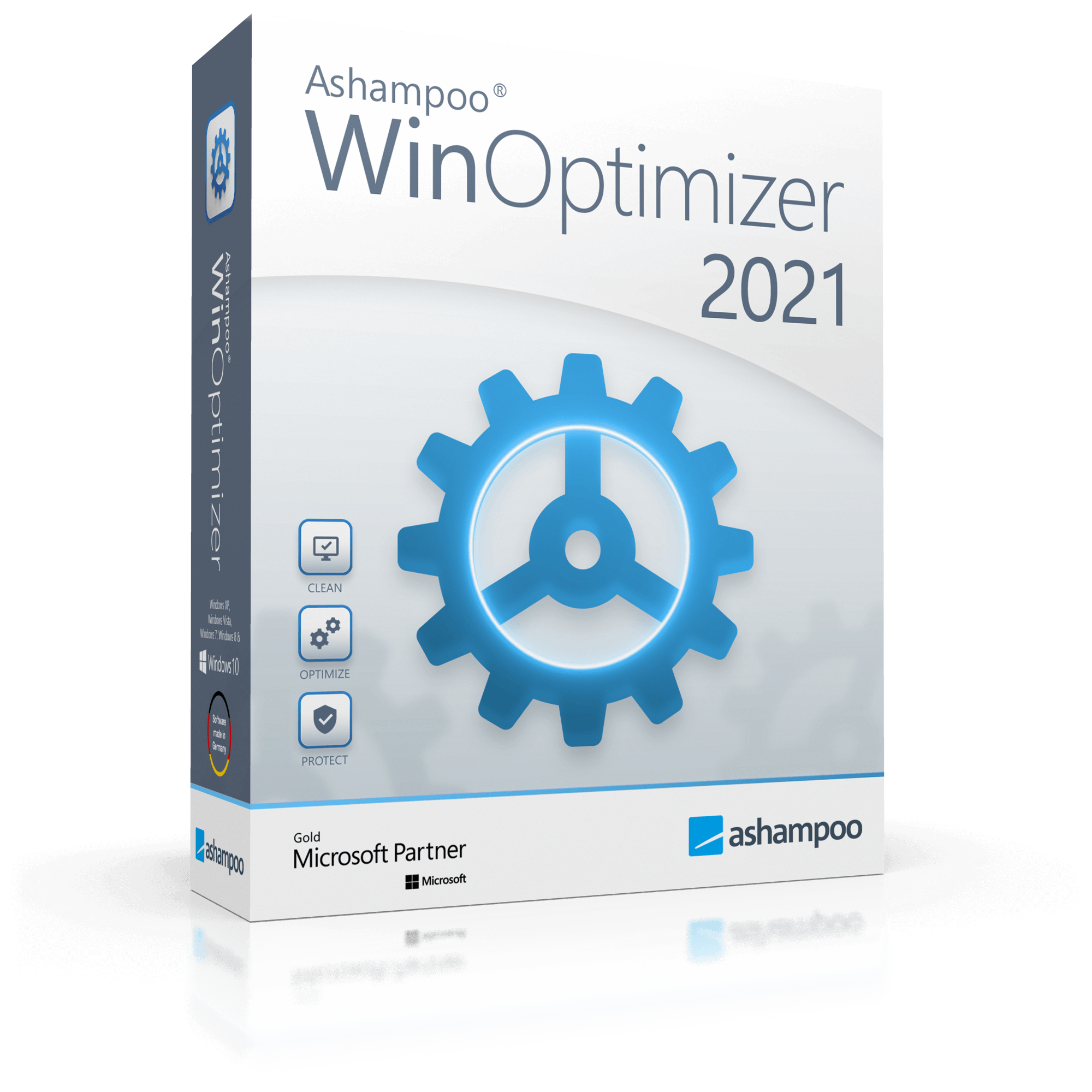Ashampoo®  WinOptimizer 2021