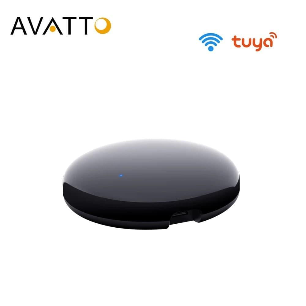 Control Remoto WiFi AVATTO compatible con Alexa y Google Home