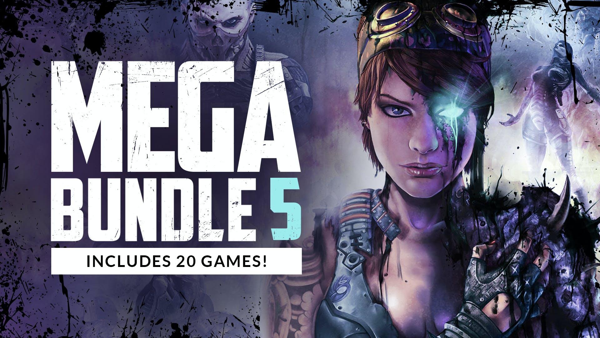 Mega Bundle: 20 Juegos STEAM por 2,9€