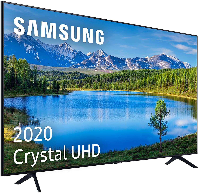 "TV 65"" Samsung Crystal UHD 4K 2020"