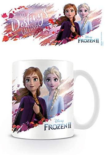 Taza Disney Frozen II : La Reina de las Nieves