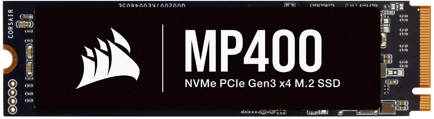 SSD Corsair MP400 2TB Gen3 M.2 NVMe