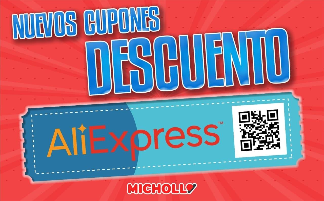 Ofertas + Cupones Aniversario Aliexpress