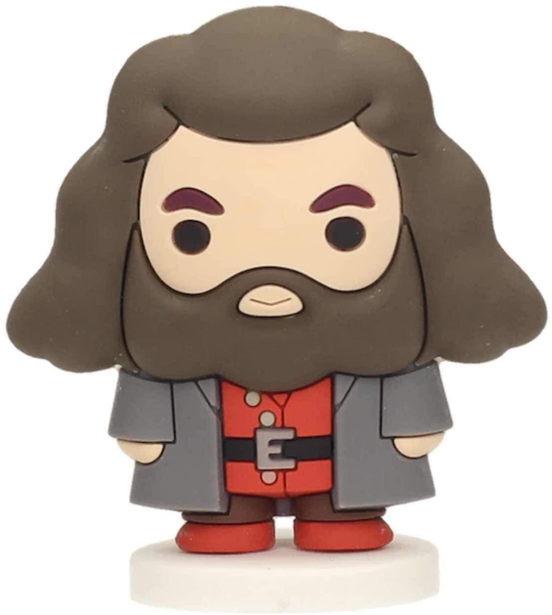 Hagrid Mini Figura Goma