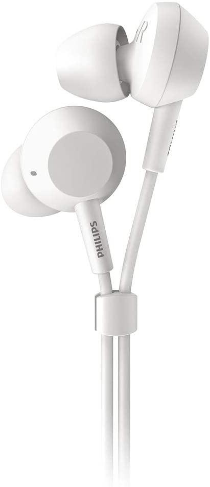 Philips E4105WT/00 Auriculares con micrófono