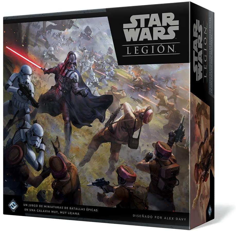 Fantasy Flight Games - Star Wars Legión, Juego de mesa