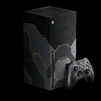 [RESERVA] Pack Xbox Series X – Halo Infinite de edición limitada