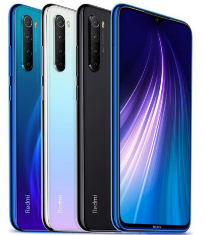 Xiaomi Redmi Note 8 Global