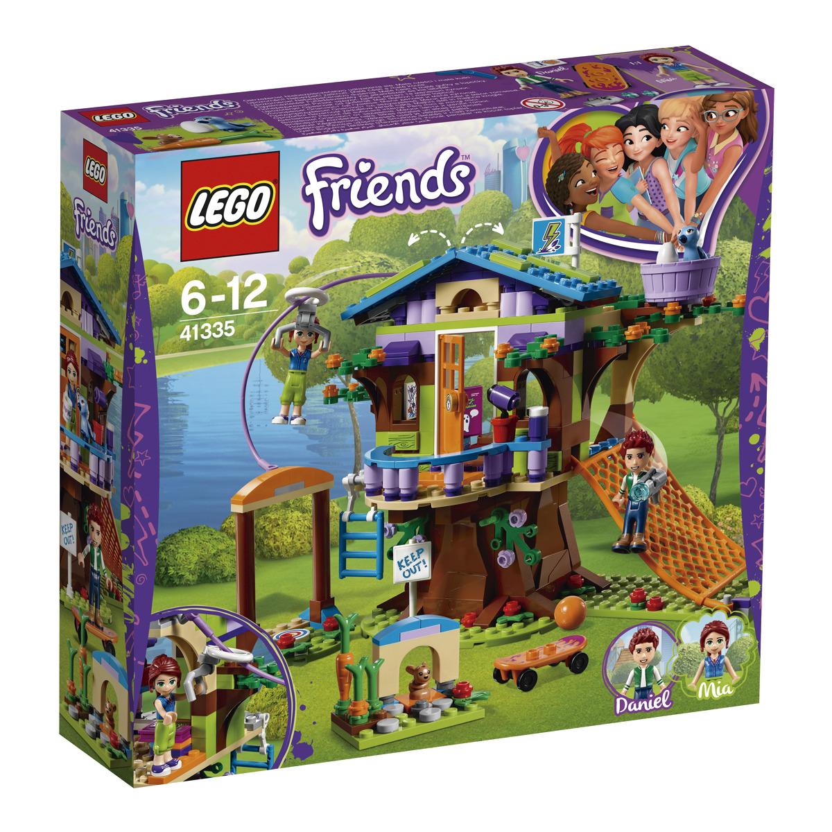 Casa en el árbol de Mia Lego Friends