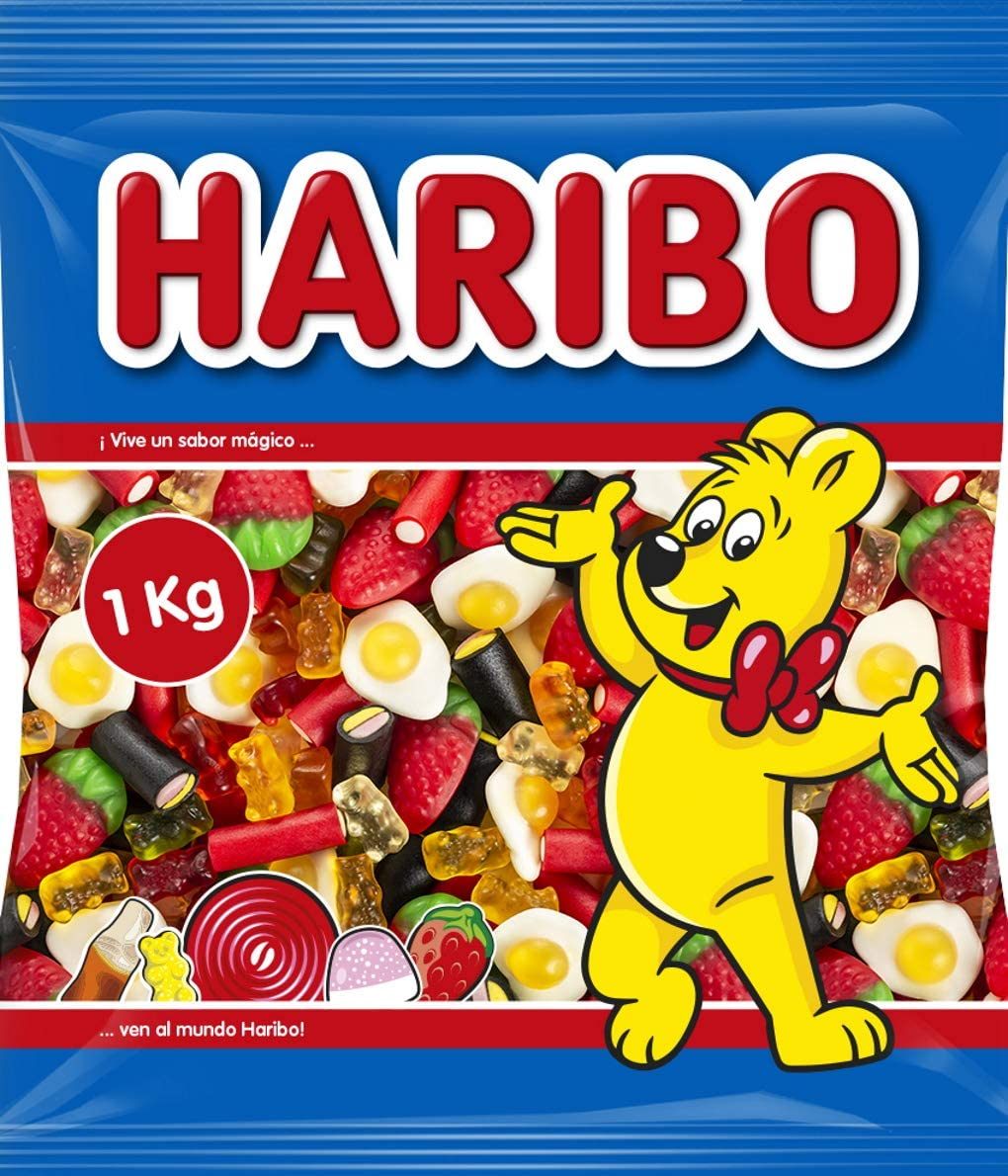 1 kg Haribo Funky Mix