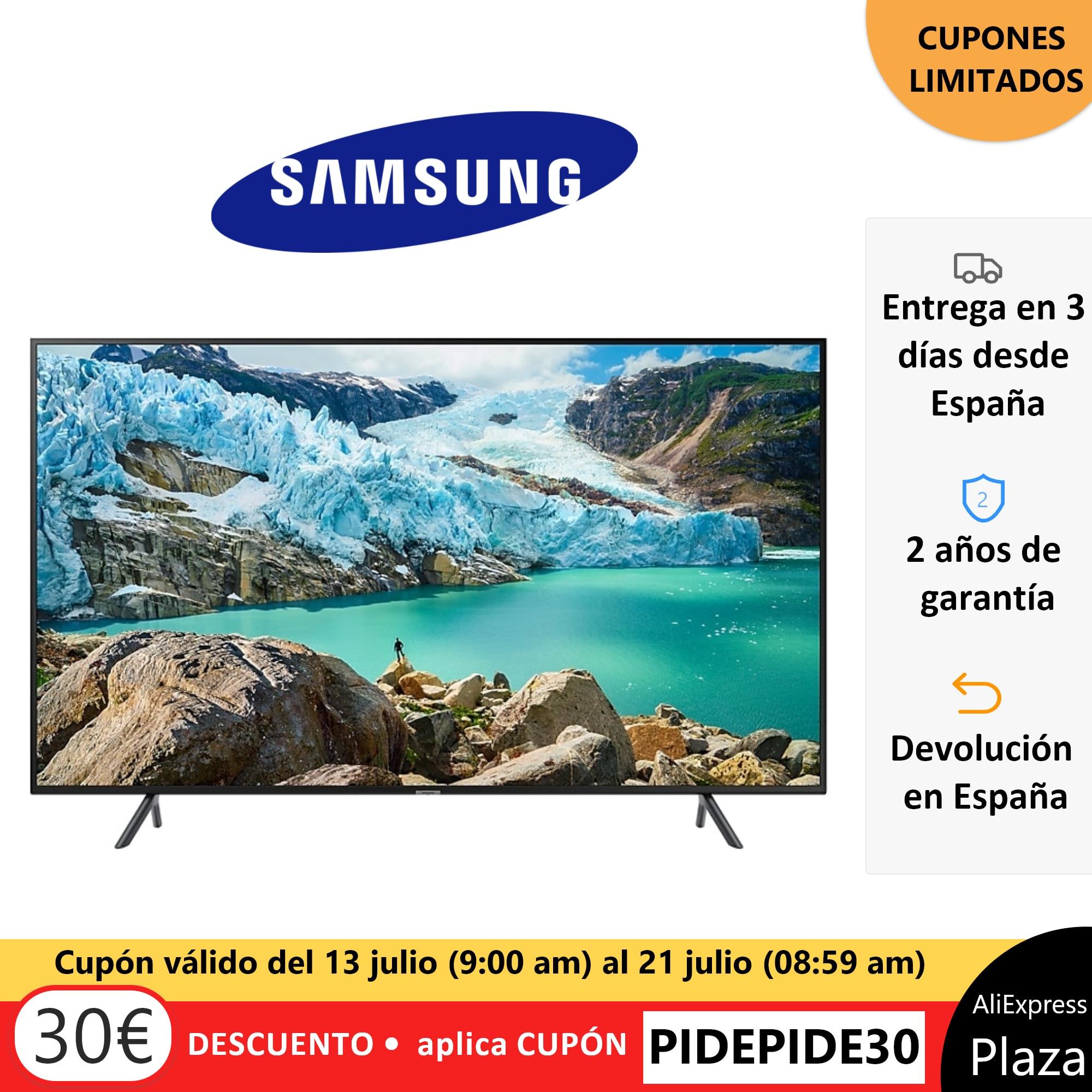 "TV Samsung 43"" RU7172"