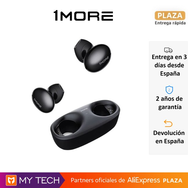 Auriculares inalámbricos 1More Stylish True Wireless