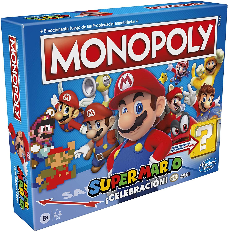 Monopoly Hasbro Super Mario Bros