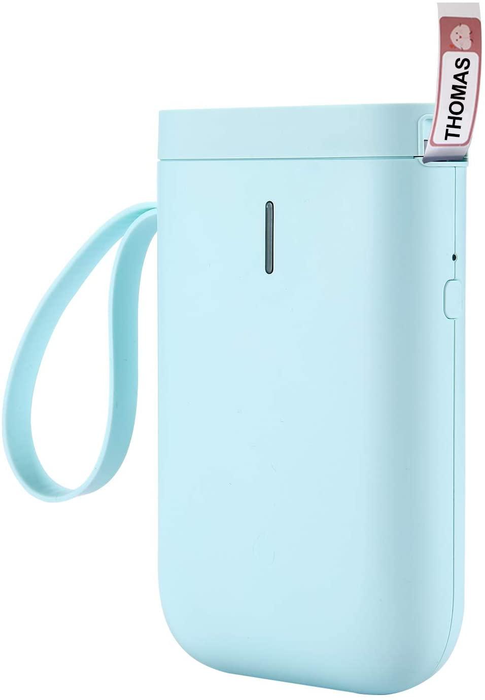 Impresora térmica portátil de etiquetas