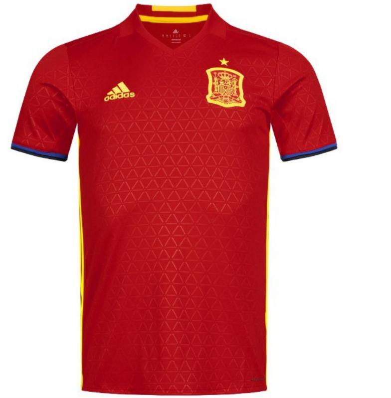 Camiseta hombre Adidas primera equipación España