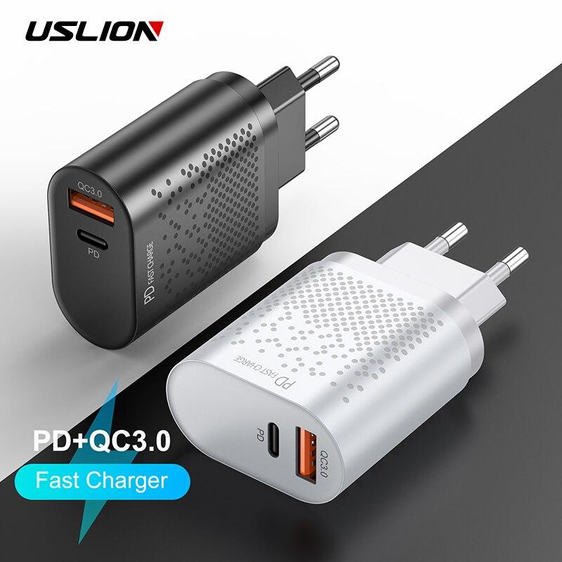 Cargador 18W USB C