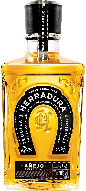 Tequila añejo Herradura