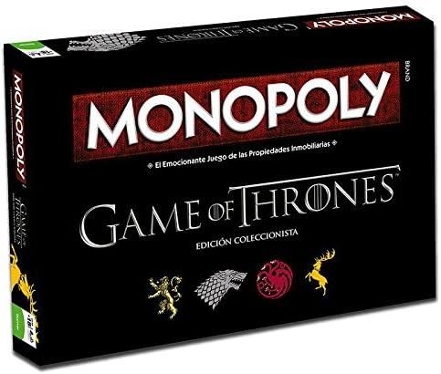 Juego de Tronos Monopoly