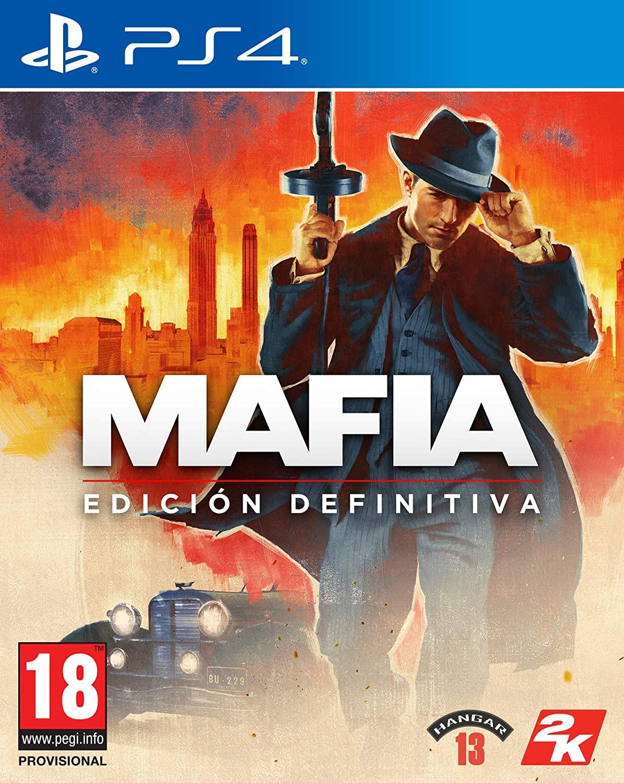 Mafia I - Edición definitiva PS4