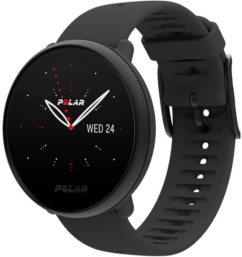Polar Ignite 2 - Smartwatch fitness con GPS - Monitor cardíaco de muñeca - Guía personalizada para entrenamientos, recuperación y registro d