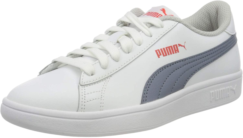 Zapatillas unisex niños PUMA Smash V2 L Jr