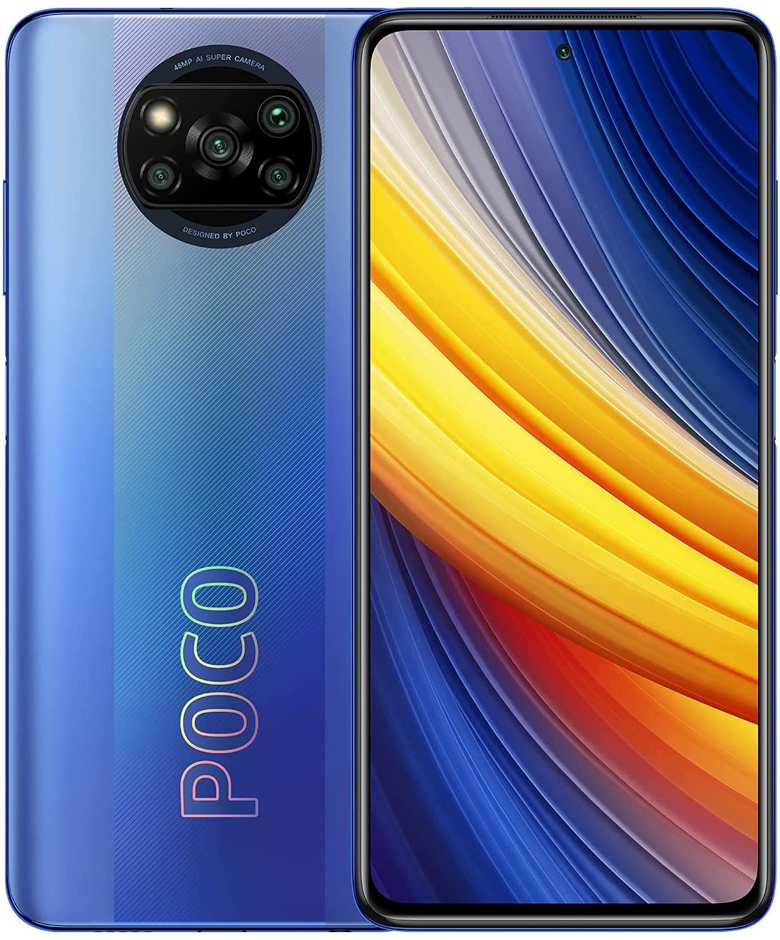 POCO X3 Pro 8GB/256GB + Auriculares Mi
