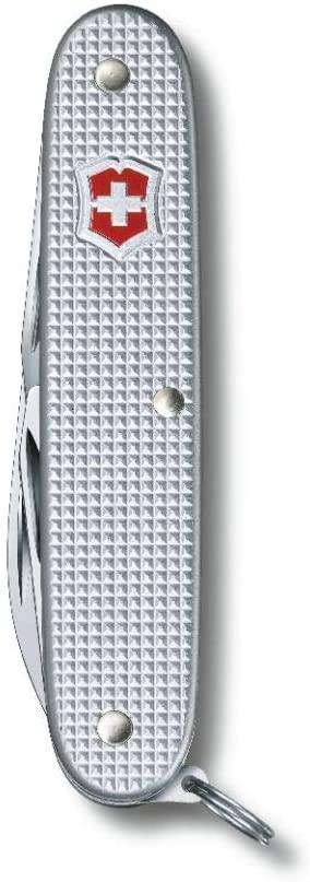 Victorinox Pionier Alox - Navaja Suiza cachas aluminio