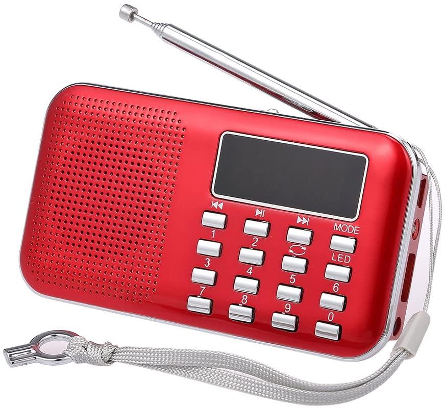 Radio digital FM Docooler MP3 LCD