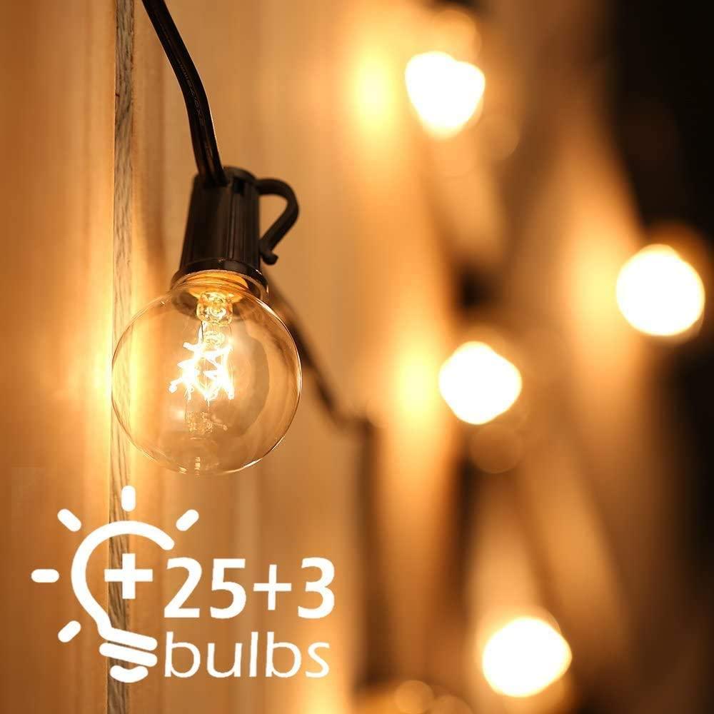 Guirnalda LED exteriores +7M