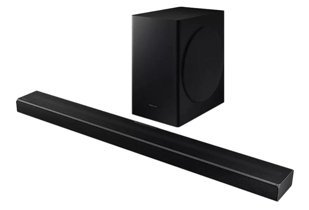 Barra de Sonido - Samsung 2020 HW-Q60T