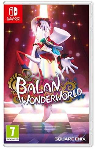 Koch Media - Balan Wonderworld Nintendo Switch