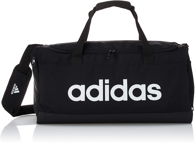 Bolsa de deporte unisex Adidas Linear Duffel M