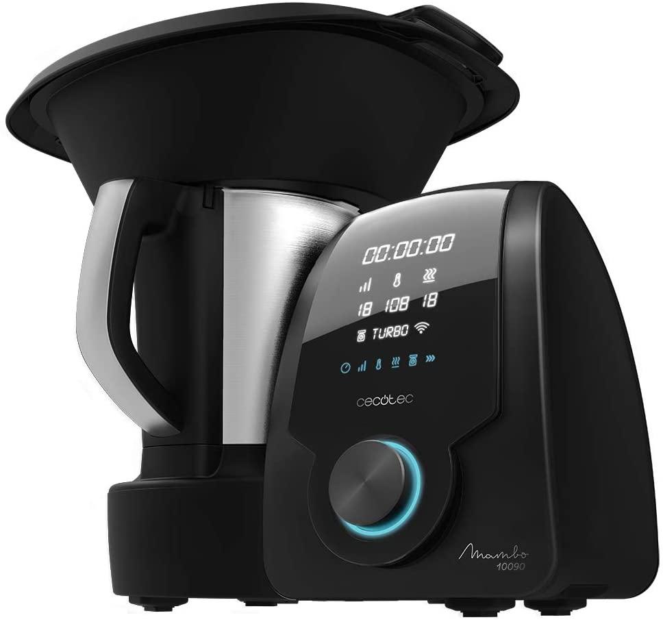 Cecotec Robot de Cocina Multifunción Mambo 10090
