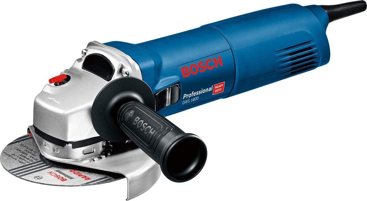 Amoladora angular Bosch professional GWS 1400