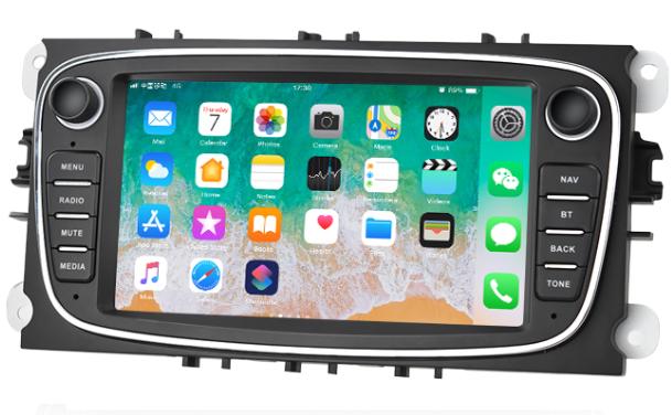 Pantalla multimedia para coche