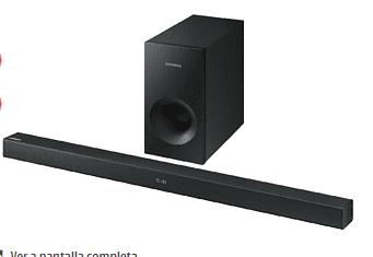 Barra de sonido Samsung 130W