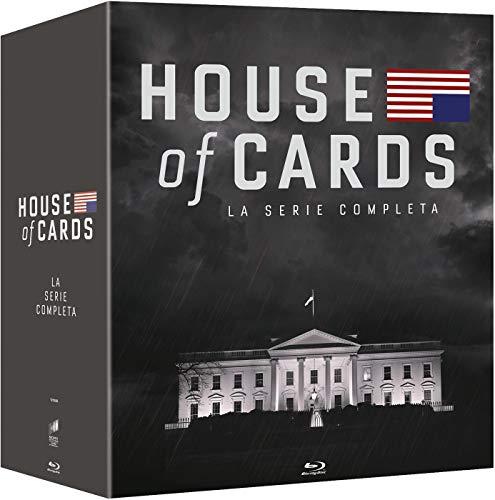 House Of Cards - Temporadas 1-6 [Blu-ray]