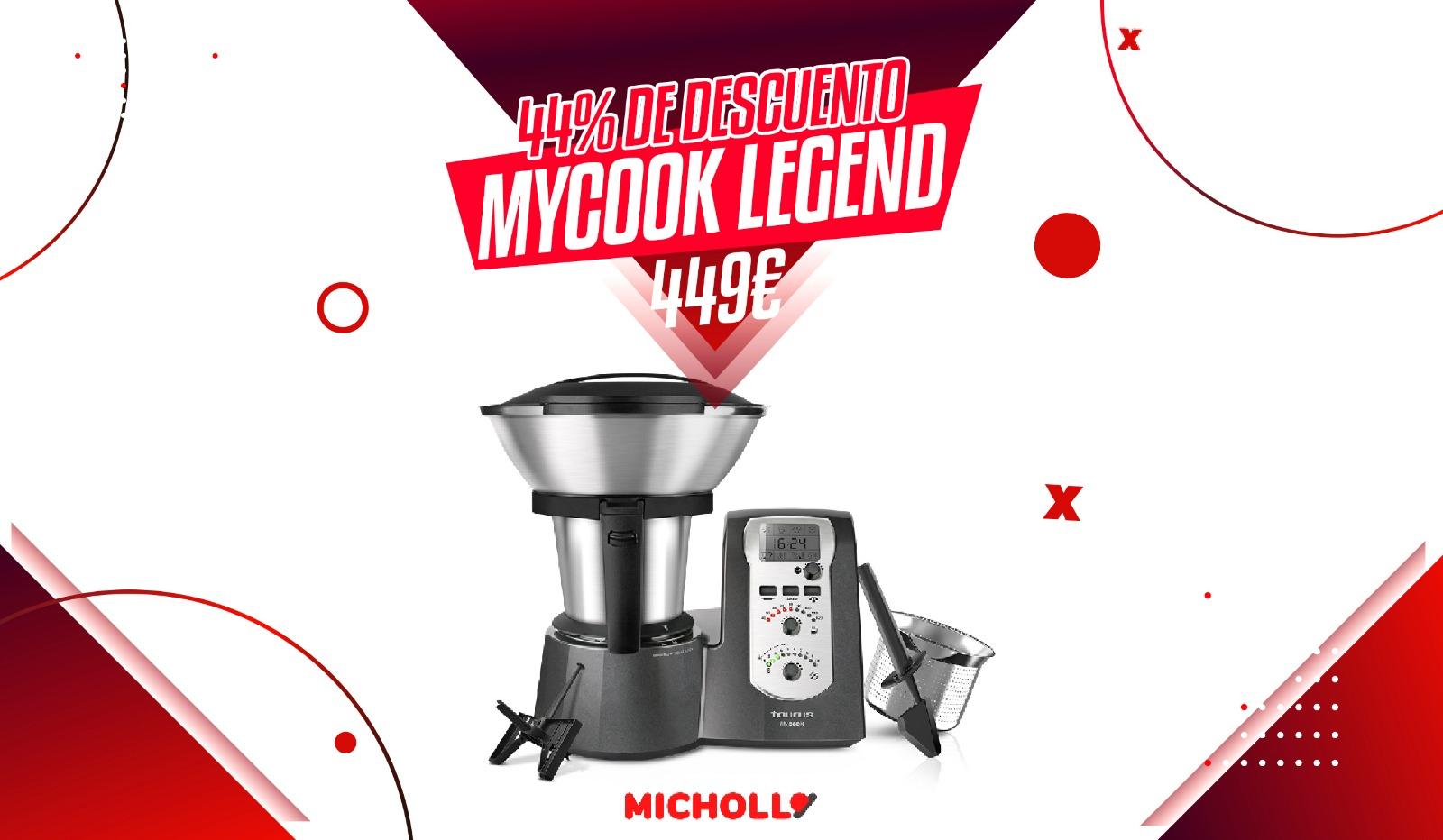 Mycook Touch Legend