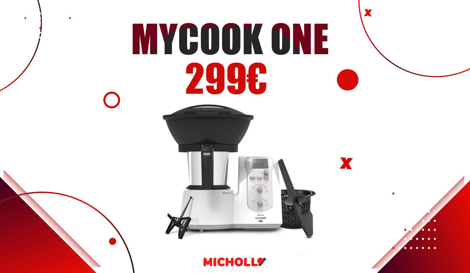 Mycook One · El robot de cocina más económico