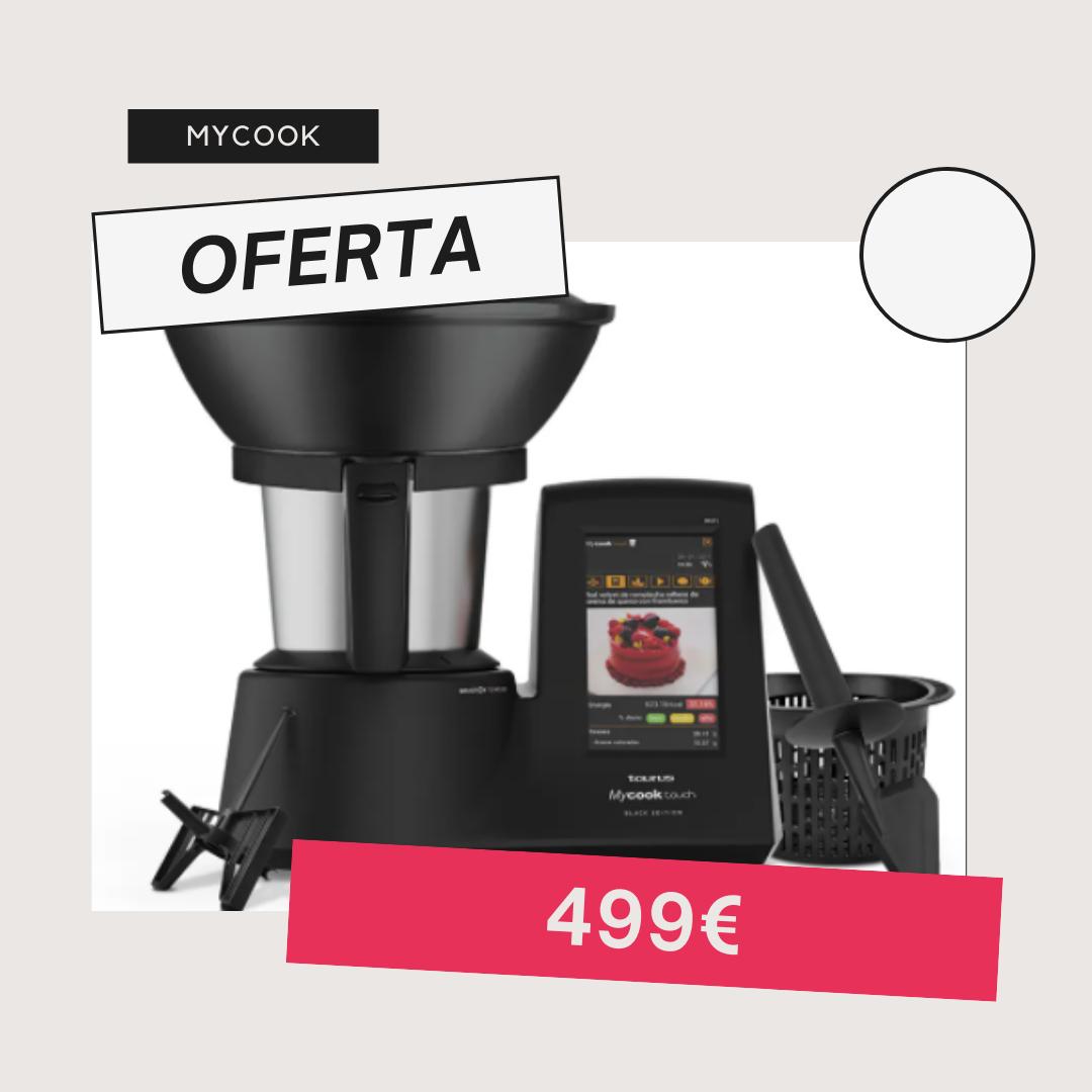 Ofertón Mycook Touch Black Edition