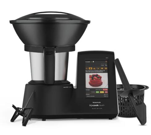 Robot cocina Taurus Mycook Black Edition