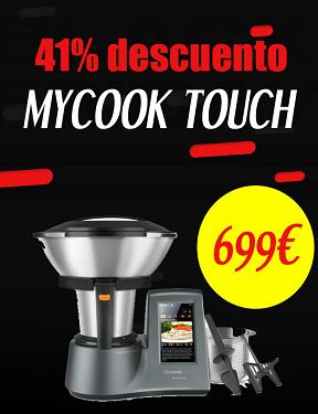 ¡Necesitas un Mycook en tu cocina! Ahora al mejor precio