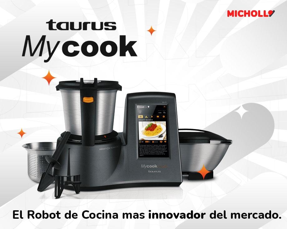 Robot de cocina Mycook Touch