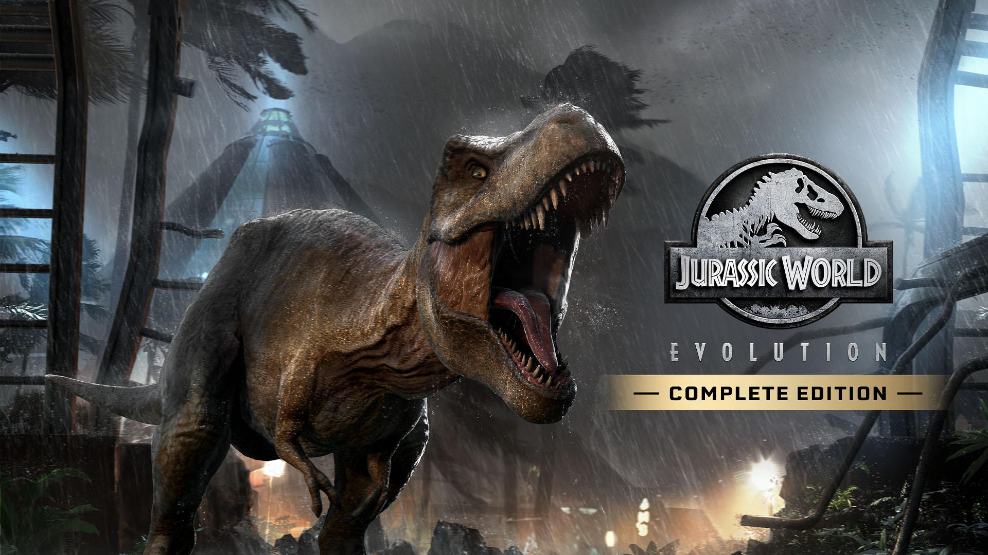 90% descuento Jurassic World Evolution